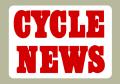 Vintage Cycle News デカール