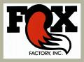Fox Factoryデカール(ラージ)