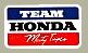 Team Honda デカール(Marty Tripes)