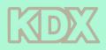 KDX シートステンシル (EA)