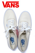 VANS(�Х�) AUTHENTIC LO PRO WHITE ����������ƥ��å� �?�ץ� �ۥ磻�ȡ�EG-0T9NWC6