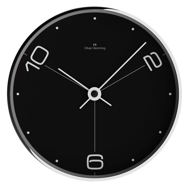 NEW!Oliver Hemming - オリバーヘミングWALL CLOCK 300mm / W300S14BTW
