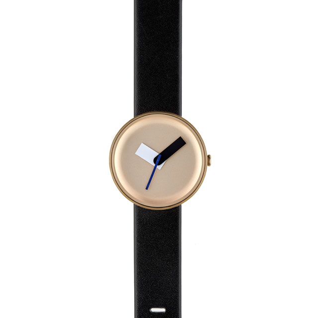 Nomad watches - ノマド 腕時計 Mòltair Gold/Black