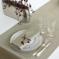 Georg Jensen Damask - Charlotte Lynggaard Table Runner Grey Fushian - テーブルランナー