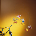 Flensted Mobiles Cyclephants - �ե�󥹥ƥåɡ���ӡ��륺