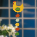 Flensted Mobiles Prize Hen, yellow  - 