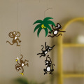Flensted Mobiles Monkey Tree - �ե�󥹥ƥåɡ���ӡ��륺