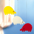 Flensted Mobiles Piggy - �ե�󥹥ƥåɡ���ӡ��륺