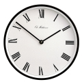Ole Mathiesen Wall Clock - �����졦�ޥƥ�������ݤ����� 310mm �֥�å� ��ޥ�