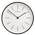 Ole Mathiesen Wall Clock - �����졦�ޥƥ�������ݤ����� 310mm �֥�å� �饤��