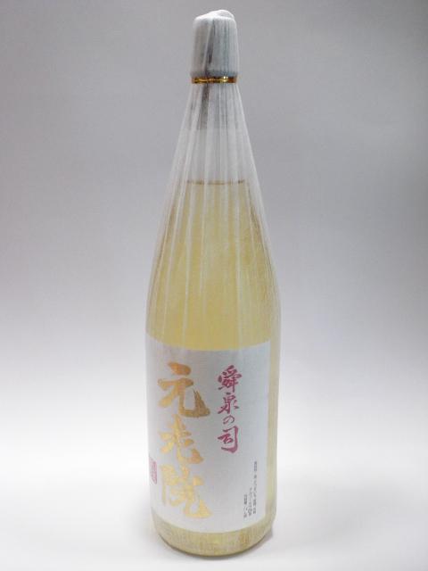 麦・芋ブレンド焼酎 元老院 1800ml