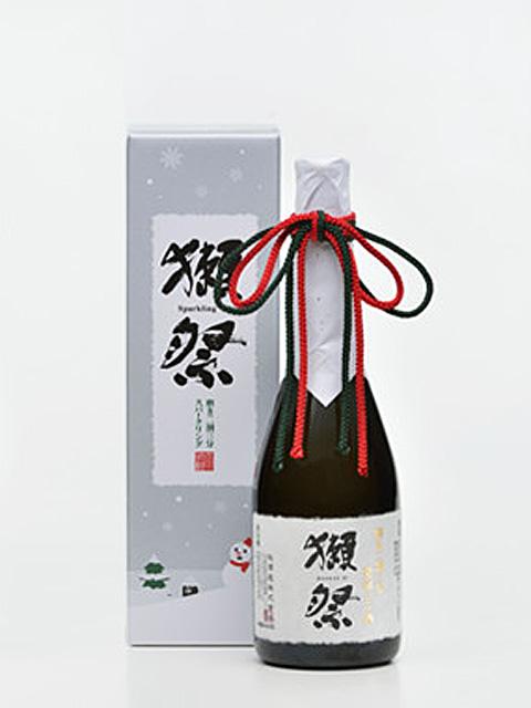 獺祭(だっさい) 純米大吟醸 磨き二割三分 発泡にごり酒 360ml
