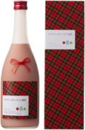 【冬春季限定】ミルクたっぷりいちごの梅酒 720ml