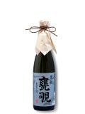 萬寿鏡 特別本醸造 甕覗 黒瓶 720ml