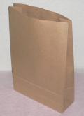 宅配袋(茶/L)の写真