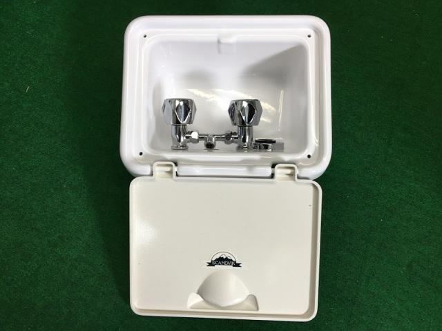 【限定1台特価品】SCANDVIK シャワー&タップキット