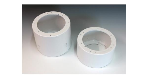 【オリンピック135/ホライゾン135用】ABS製ビナクルマウント