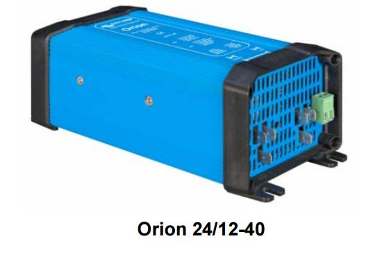 【VICTRON Orion】DC-DCコンバーター DC24v~12v 40Amp