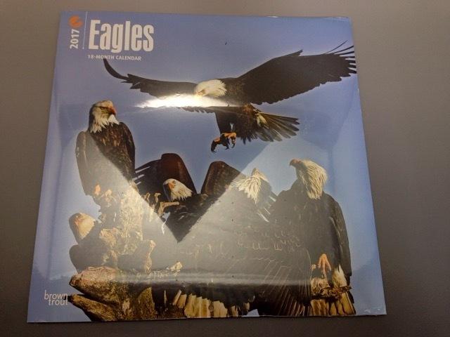 2017年 イーグルカレンダー Eagles