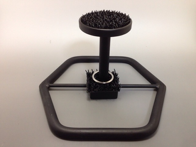 新型ファルコンブロック 鉄製 SHサイズ  ブラック