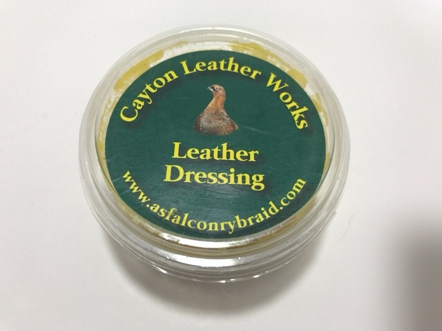 Leather Dressing レザートリートメント