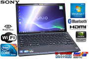 SONY ��ťΡ��ȥѥ����� Vaio Z���꡼�� VPCZ14AGJD Core i5 480M(2.66GHz) ����4G GeForce Windows7 64bit
