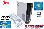 Windows7 32bit/64bit ��ťѥ����� �ٻ��� ESPRIMO D551/D Core i3-2120(3.30GHz) ����4G DVD-ROM HDD250GB