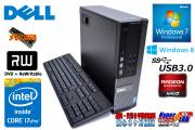 ����16GB��� 4����8����å� DELL OPTIPLEX 9020 Core i7 4770(3.40GHz) HDD1TB �ޥ�� Radeon��� Win7 64bit/Win8�ꥫ�Х���
