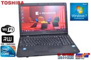 15.6������磻�� ��ǥΡ��ȥѥ����� dynabook Satellite B550/B Core i5-480M(2.66GHz) DVD�ޥ�� Windows 7 64bit ����2G HDD250GB �ƥ����