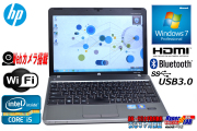 ��� ��Х��� �Ρ��ȥѥ����� HP ProBook 4230�� Core i5 2430M(2.40GHz) ����4G WiFi Bluetooth Web����� USB3.0