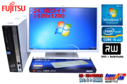 �ٻ��� 24.1��IPS�վ����å� ����8GB ��ťѥ����� ESPRIMO FMV D751/D Core i5 2400(3.10GHz) Windows7 64bit �ޥ�� HDD500GB
