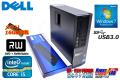 ����16GB ��ťѥ����� DELL OPTIPLEX 7010 Core i5-3470(3.20GHz) HDD500GB DVD�ޥ�� USB3.0 Windows7 64bit ���ʥ����ܡ�����