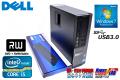 ��ťѥ����� DELL OPTIPLEX 7010 Core i5-3470(3.20GHz) ����4G HDD500GB DVD�ޥ�� Windows7 64bit ����ǽ����PC