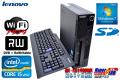 ̵�������ץ��� ���� ��ťѥ����� Lenovo ThinkCentre M91p ECO ����ȥ饹�⡼�� Corei5 2400S-2.5G ����2G �ޥ�� Windows7 SD�����ɥ���å����