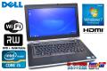 14.0�� ��ťΡ��ȥѥ����� DELL Latitude E6420 (2����/4����å�)Core i5 2520M(2.50GHz) ����4G HDD250G DVD�ޥ�� ̵��LAN Windows7