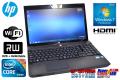 ��ťΡ��ȥѥ����� HP ProBook 4520s Core i5 480M(2.66GHz) ����4GB DVD�ޥ�� ̵��LAN Windows7 15.6���磻��