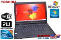 WindowsXP ��ťΡ��ȥѥ����� TOSHIBA Satellite K46 266E/HDX Core i7 620M (2.66GHz) ����2G 160G DVD�ޥ�� ̵��LAN 15.6�����HD+ Windows7/XP�ꥫ�Х���