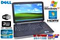 WindowsXP ��ťΡ��ȥѥ����� �ǥ� Latitude E5520 (2����/4����å�)Core i5 2520M(2.50GHz) ����4G DVD�ޥ�� ̵��LAN 15.6�� Windows7 / XP �ꥫ�Х���
