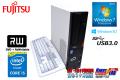 ��ťѥ����� �ٻ��� ESPRIMO D583HX ��4���� Core i5-4570(3.20GHz) ����4G DVD�ޥ�� USB3.0 Windows7 64bit/Windows8.1