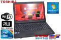 15.6��HD+�վ���ܥΡ��ȥѥ����� TOSHIBA dynabook Satellite K47 280E/HDX Core i7 640M(2.80GHz) ����4G ̵��LAN DVD�ޥ�� Windows7 64bit