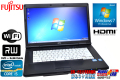 15.6��HD+�վ��Ρ��ȥѥ����� �ٻ��� LIFEBOOK A561/D Core i5 2520M(2.50GHz) ����2G DVD�ޥ�� ̵��LAN Windows7