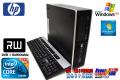 WindowsXP ��ťѥ����� 2����/4����å� HP 8100 Elite Core i5��3.20GH��� ����4G 250GB DVD�����ѡ��ޥ�� Win7/XP�ꥫ�Х���