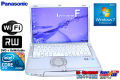 ��ư���ϥ�ɥ��� 14.1������� ��Х���Ρ��ȥѥ����� Panasonic ��åĥΡ��� CF-F10 Core i5 580M(2.66GHz) ����4G HDD320G ̵��LAN DVD�ޥ�� Windows7 64bit