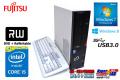 Windows7/Windows8 ��ťѥ����� �ٻ��� ESPRIMO D583GX ��4���� Core i5-4570(3.20GHz) ����4G DVD�ޥ�� USB3.0