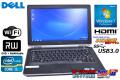 SSD��� ��Х���Ρ��ȥѥ����� �ǥ� Latitude E6330 Core i5 3320M(2.60GHz) ����4G �ޥ�� USB3.0 Windows7