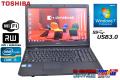 Windows7 64bit �Ρ��ȥѥ����� TOSHIBA dynabook Satellite B552/F Core i5 3320M(2.60GHz) ����4G WiFi �ޥ�� 15.6���վ� USB3.0