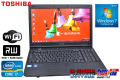 Windows7 64bit ��� �Ρ��ȥѥ����� dynabook Satellite B551/D Core i7-2640M(2.80GHz) ����4G HDD250GB �ޥ�� WiFi 15.6�����