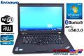 Windows7 64bit ��ťΡ��ȥѥ����� ��Υ� THINKPAD L530 Core i5 3320M(2.60GHz) ����4G WiFi �ޥ�� USB3.0 Bluetooth