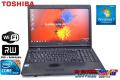 アウトレット Windows7 中古ノートパソコン 東芝 dynabook Satellite L46 Core i5 520M(2.40GHz) メモリ4G マルチ WiFi 大画面15.6型