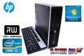 中古パソコン HP 6200 Pro Core i3-2100(3.10GHz) 2コア4スレッド メモリ2G HDD250GB マルチ Windows7 64bit
